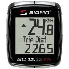 Беспроводной велокомпьютер Sigma 12.12 STS