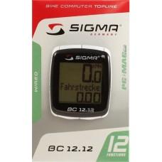 Проводной велокомпьютер Sigma 12.12