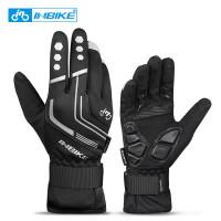 Перчатки зимние INBIKE черные L