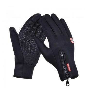 Перчатки утепленные Robesbon черные L