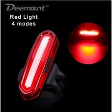 Задний габарит на аккумуляторной батарее Deemont BCL-201 красный