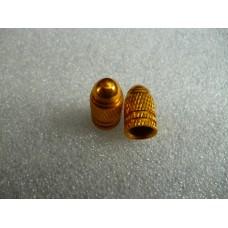 Колпачек на ниппель Шредер(авто) золотой