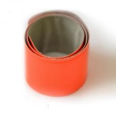 Светоотражающий браслет красный