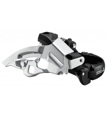Передний переключатель Shimano LX T670-3